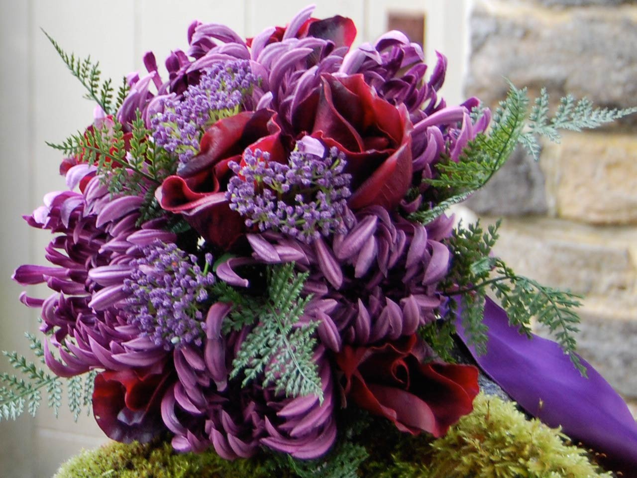 Why Choose A Real Touch Bridal Bouquet Vs Fresh Flower Bridal